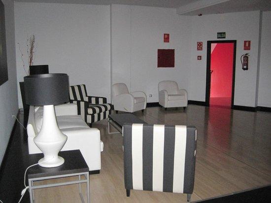 Gran Hotel Don Manuel: Hall 1º piso