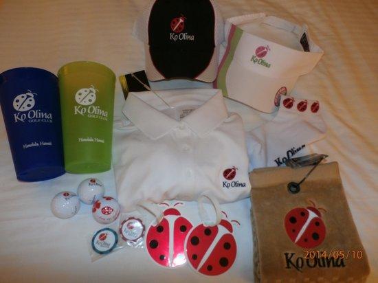Ko Olina Golf Club: コオリナグッズ