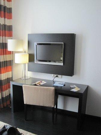 Gran Hotel Don Manuel: Habitación