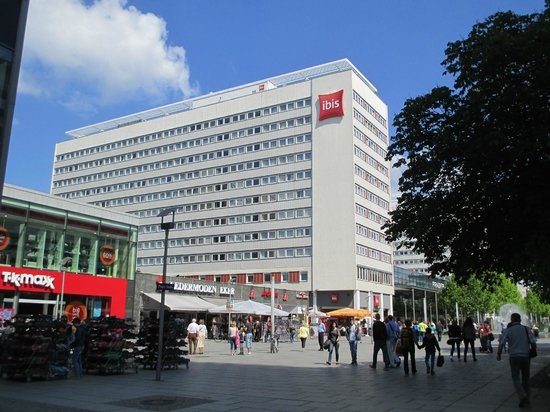 Ibis Dresden Bastei: Hotel
