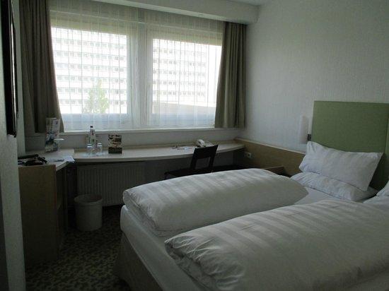 Ibis Dresden Bastei: Room 322