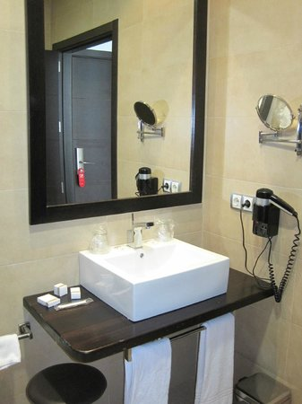 Gran Hotel Don Manuel: Baño