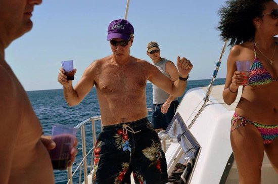 Cool Runnings Catamaran Cruises : Good times!!!!