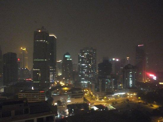 Sheraton Imperial Kuala Lumpur Hotel: City View