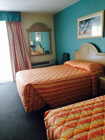 Castaway Bay: Starfish Room 456, view 1