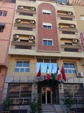 Abda Hotel: Hotel
