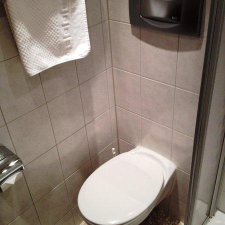 Buchhorner Hof: トイレ