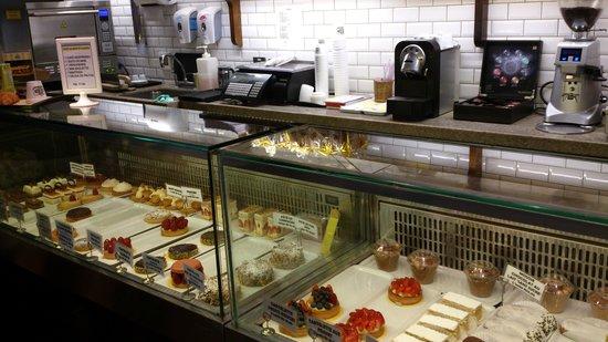 Boulangerie Guerin : vitrine