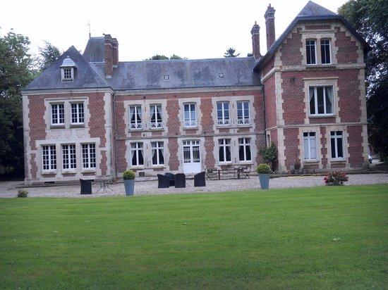 Chateau d'Omiecourt: The house