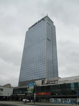 Park Inn by Radisson Berlin am Alexanderplatz: The hotel