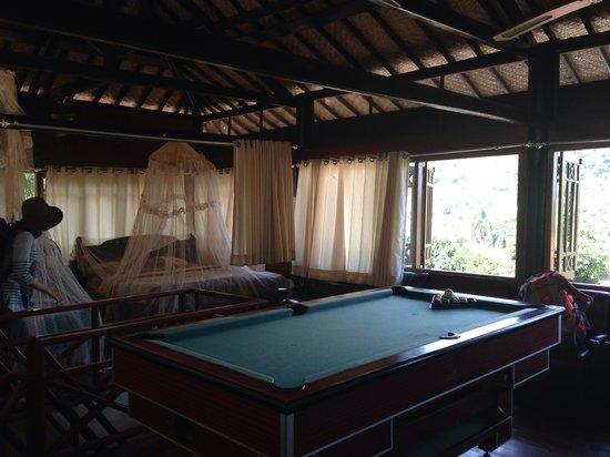 Villa Mataano: Room view