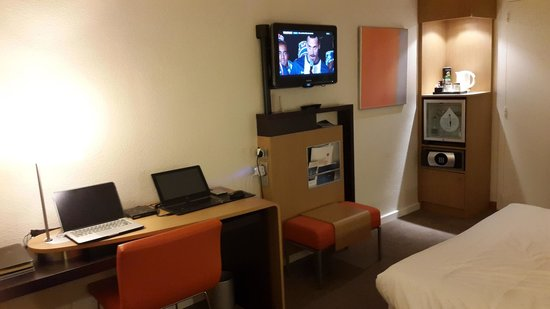 Novotel Pau Pyrénées : Room view
