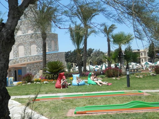 Bodrum Imperial: places to chill