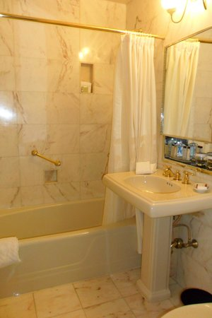 Waldorf Astoria New York: Beautiful Bathroom