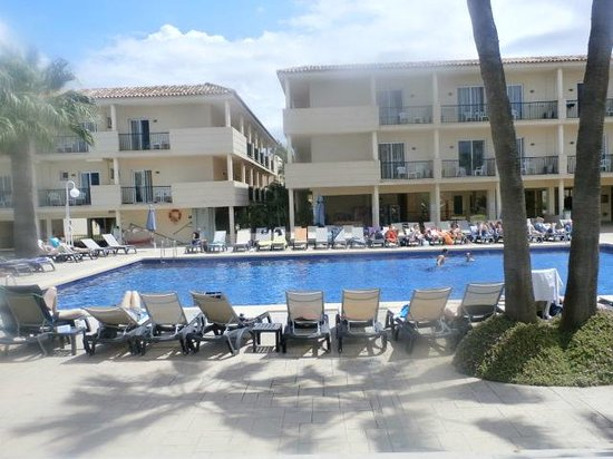 Occidental Ibiza: main pool