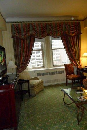 Waldorf Astoria New York: Living Room