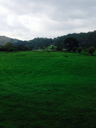 Grand at Grasmere: Lovely view from room 18