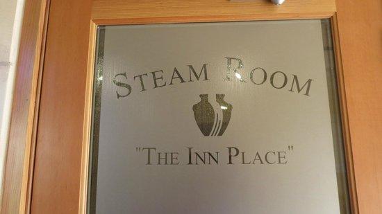 Best Western Dry Creek Inn: Steam