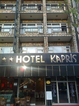 Kapris Hotel: KIRŞEHİR DE RAHAT EDEBİLECEĞİNİZ TEK ADRES