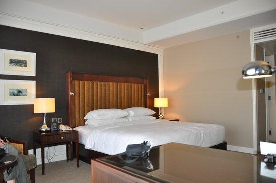 Hilton Kuching: Chambre