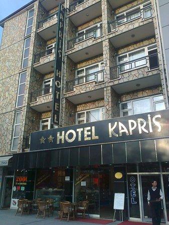Kapris Hotel: ODA SERVİS