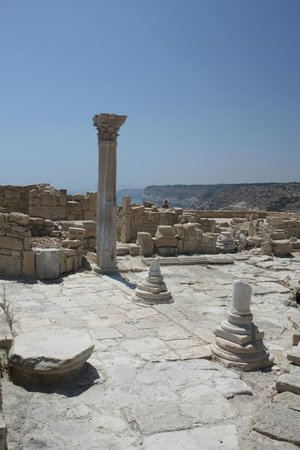 Kourion (Curium): the site