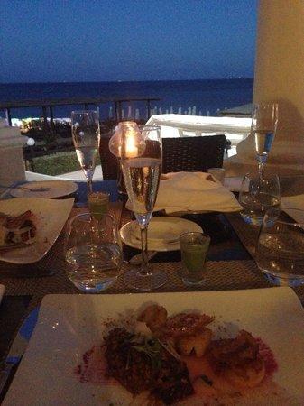 Quadro Restaurant at The Westin Dragonara Resort: Beautiful