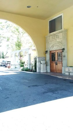 BEST WESTERN Dry Creek Inn: Lobby