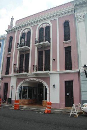 Hotel Plaza De Armas Old San Juan: Hotel Plaza De Armas