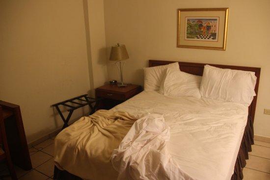 Hotel Plaza De Armas Old San Juan: Hotel Plaza De Armas - Interior Room