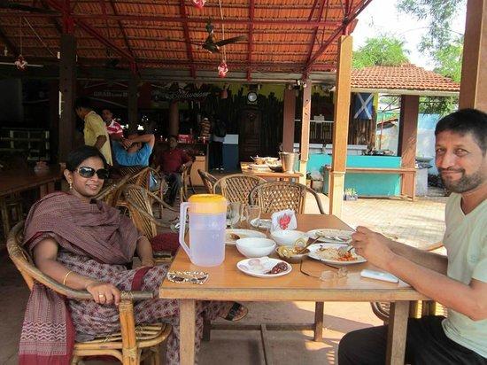 Resort Village Royale: Restaurant