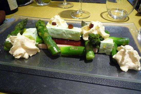 Nature Gourmande : asperges croquantes