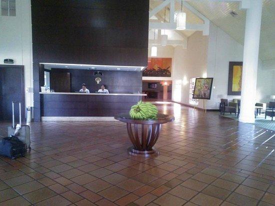 Hotel Oro Verde Machala: Recepción