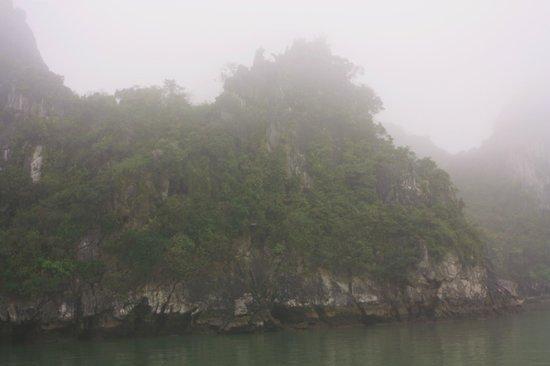 Bai Tu Long Bay: Бухта Халонг