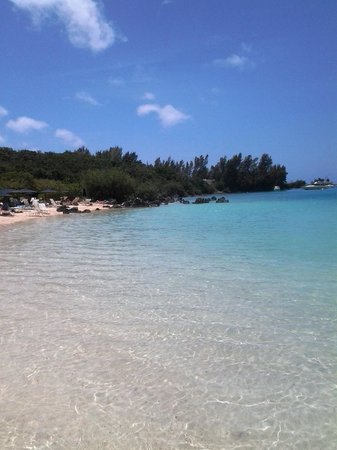 Grotto Bay Beach Resort & Spa: Beach