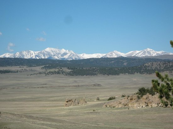 Badger Creek Ranch: Views