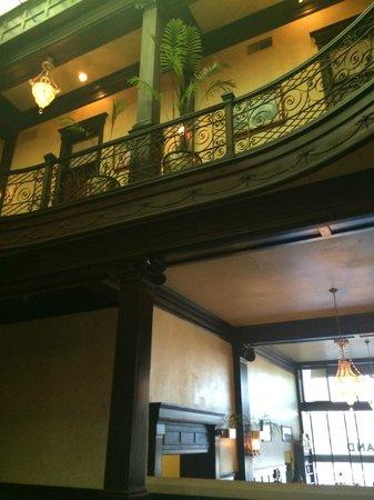Geiser Grand Hotel : lovely restoration