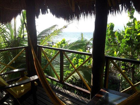 Nueva Vida de Ramiro: Balcony of #7