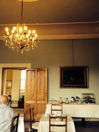 Hotel Palazzo Guadagni: Dining room