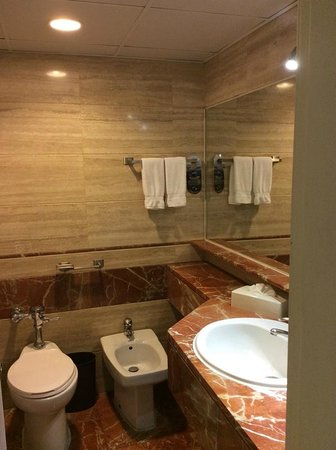 Crowne Plaza Santo Domingo: Bathroom
