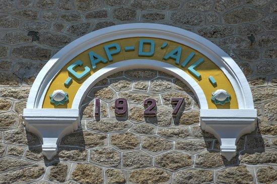 Villa Cap d'Ail Hotel : Villa Cap d'Ail