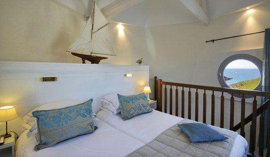 Castel Clara Thalasso & Spa : A Junior Suite