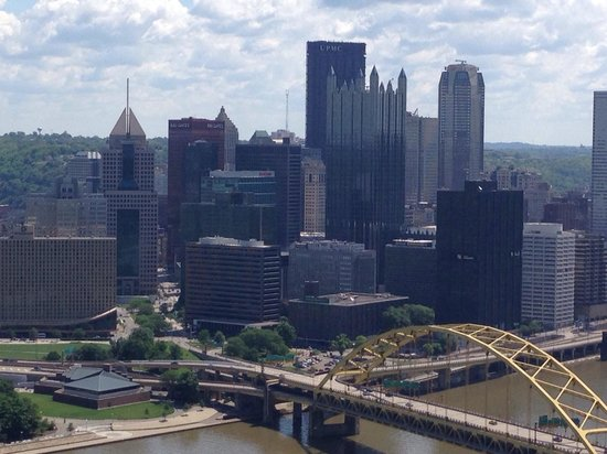 Duquesne Incline: Steel City