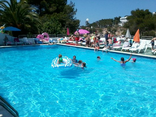 Marconfort El Greco Hotel : Hotel pool