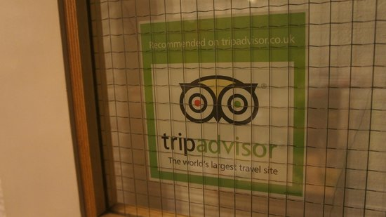 Backpackers Inside : recommended by tripadvisor