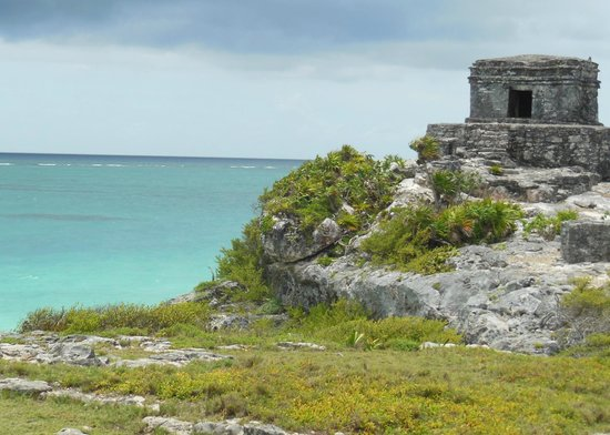 Nueva Vida de Ramiro: Tulum Ruins