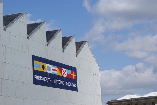 Portsmouth Historic Dockyard: Dockyard