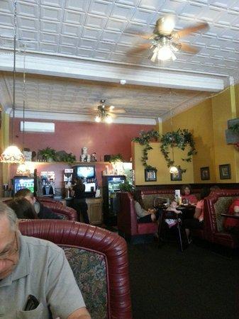 Jeb's Restaurant: Great local decore