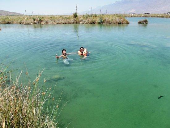 Cuatro Cienegas Reserve: Rio Mezquitez