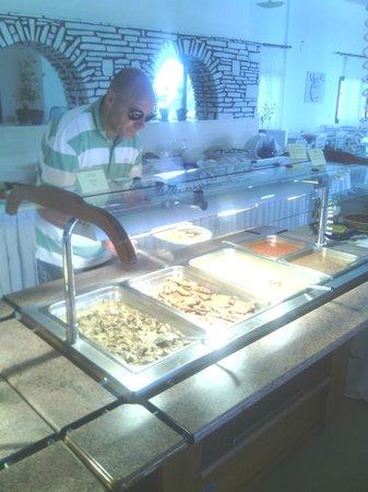 Acrotel Elea Village: Dining